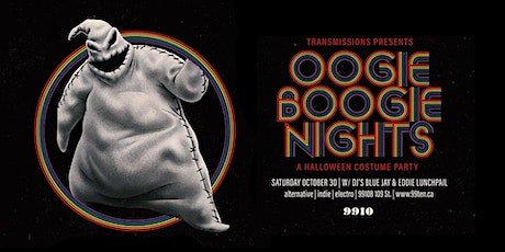 Transmission Presents: Oogie Boogie Nights A Halloween Costume Dance Party tickets