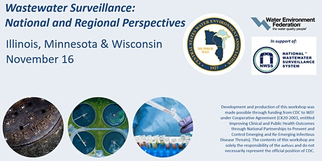 Wastewater Surveillance: National and Regional Perspectives tickets