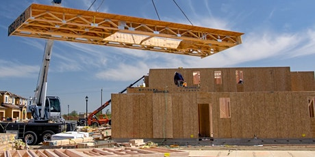 The Future of Construction is….Prefabrication! tickets