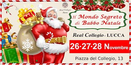 Il Mondo Segreto di Babbo Natale biglietti