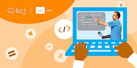Webinar: Navigate the Gr.1-9 Ontario Coding & Math Curriculum with KCJ tickets