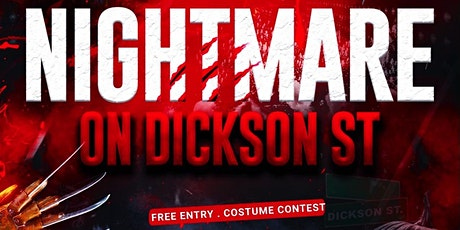 Nightmare on Dickson St. tickets