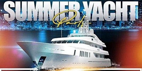 End of the Summer Party Cruise New York City tickets