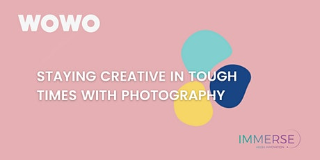 Staying Creative in Tough Times with Photography tickets