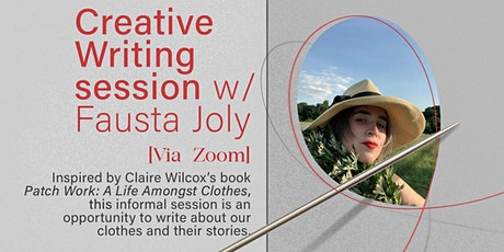 Clothes & Memoirs: Creative Writing Workshop tickets