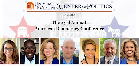 The 23rd Annual American Democracy Conference tickets
