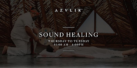 SOUND HEALING SESSIONS tickets