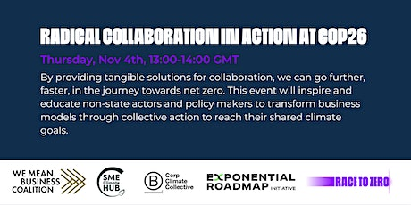 Radical Collaboration in Action tickets
