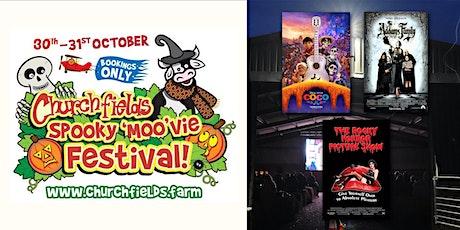 Churchfield's Spooky Movie Weekend tickets
