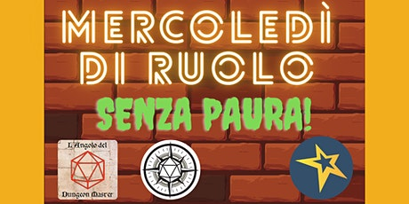 Senza Paura! tickets