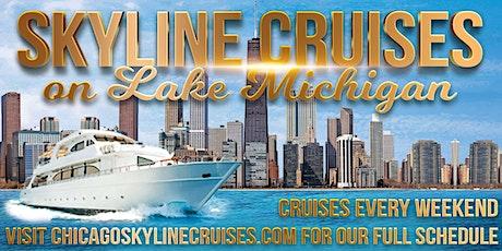 Skyline Cruises on Lake Michigan aboard Anita Dee II tickets