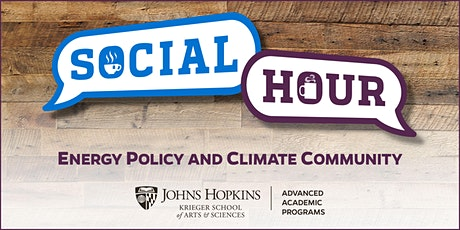 Energy Policy and Climate program Fall Social Hour tickets