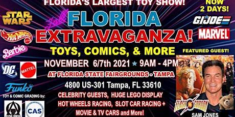 Florida Extravaganza 2021 (Fall) tickets