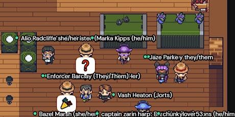 Teen Murder Mystery Game- Online tickets