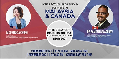 The Greatest Insights on IP & Commercialisation Year 2021 tickets