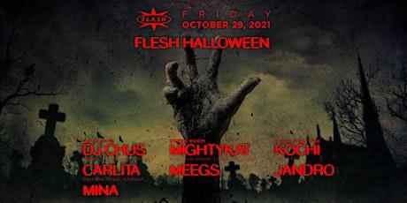 FLESH: Chus + Carlita + Mightykat tickets