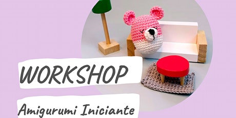 Workshop Amigurumi bilhetes