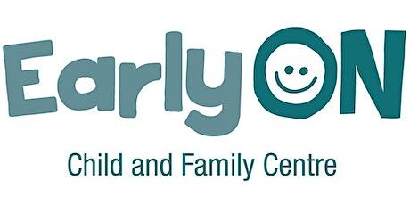 Preschool circle time (Nov. 9th) tickets