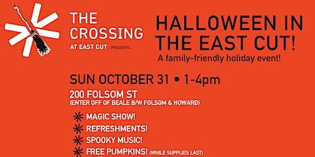The East Cut Halloween Spooktacular tickets