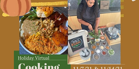 Holiday Cooking Class with Black Rican Vegan tickets