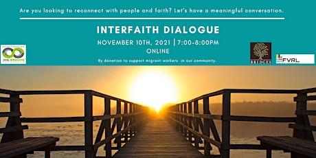 Interfaith Building Bridges Dialogue tickets