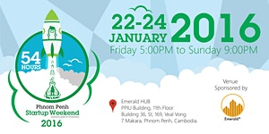 Startup Weekend Phnom Penh January 2016