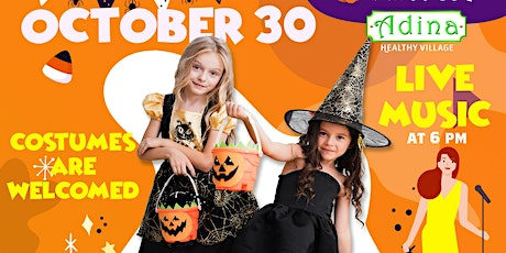 Magic Night in Hialeah  on October 30 with Costumes tickets
