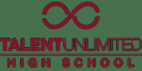 Talent Unlimited High School Open House - DANCE tickets