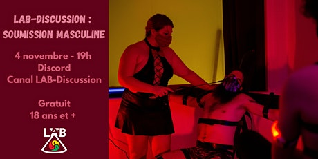 LAB-Discussion  : Soumission Masculine billets