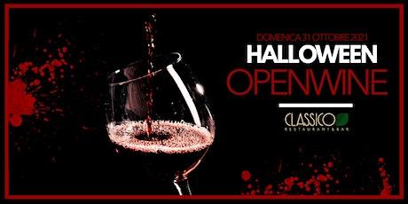 HALLOWEEN - OPENWINE in Corso Como - CLASSICO biglietti
