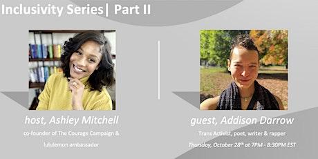 Inclusivity Workshop Series | Part II tickets