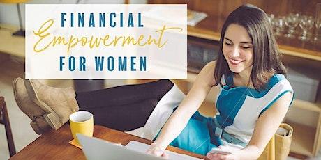 Women's Financial Empowerment Evening tickets
