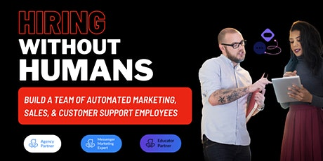 [Free Masterclass] Hiring Without Humans tickets
