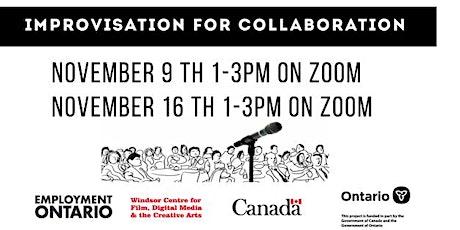 Improvisation for Collaboration tickets