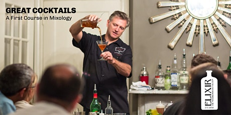 Great Cocktails: A First Course in Mixology tickets