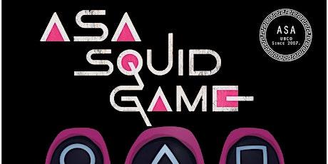 ASA Squid Game 2021 tickets