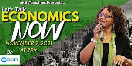 Let's Talk: Economics Now tickets