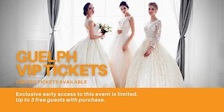 Guelph Pop Up Wedding Dress Sale VIP Early Access tickets