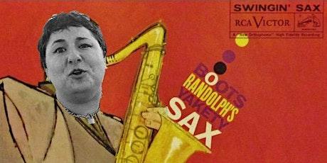 Yakety Sax Jamboree! A Tricennial Birthday with Rachel and Friends tickets
