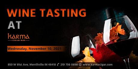 Wine Tasting Event tickets