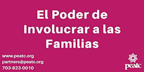 El Poder de Involucrar a las Familias entradas