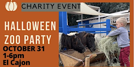 HALLOWEEN ZOO PARTY tickets