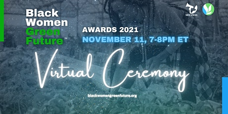Black Women, Green Future Awards 2021 tickets