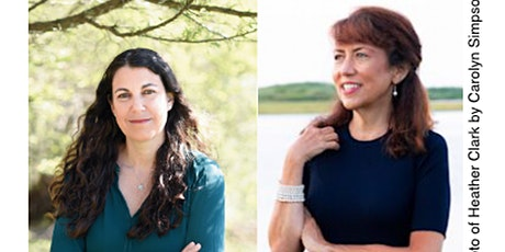 Authors Heather Clark and Alison MacLeod, in Conversation tickets