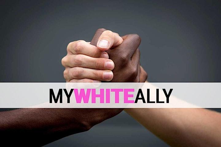 """Come Meet A Black Person"" Anti-Racism Virtual Series image"
