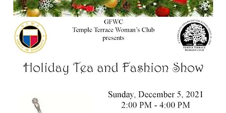 Holiday Tea and Fashion Show tickets