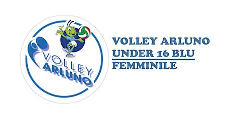 Pallavolo Femminile U16 - ARLUNO BLU / KOLBE LEGNANO biglietti