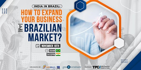 How to expand your Business to the Brazilian market? tickets