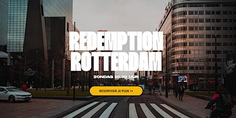 Redemption Church Rotterdam | Live Samenkomst tickets