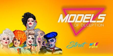 MODELS of DECEPTION  Halloween Drag Dinner Show! tickets